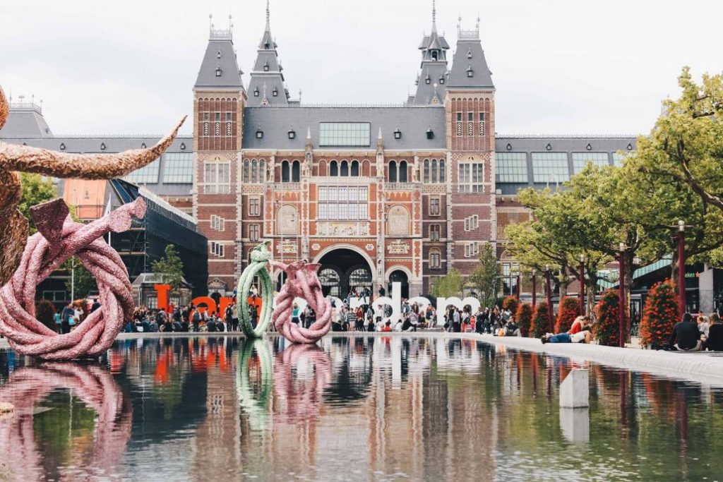 Рейксмюсеум, Амстердам