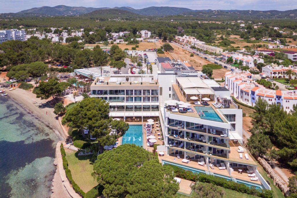Отель ME IBIZA, Санта-Эулалия