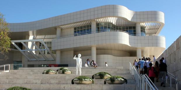 Музей Джона Пола Гетти, Лос-Анджелес
