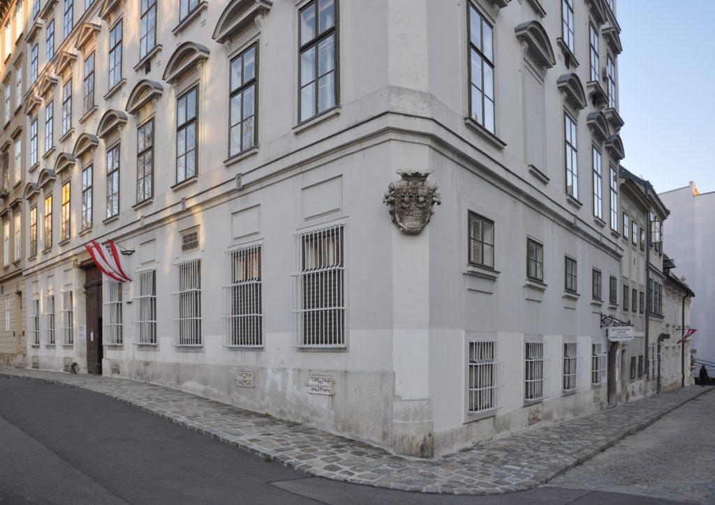 Pasqualatihaus, Вена
