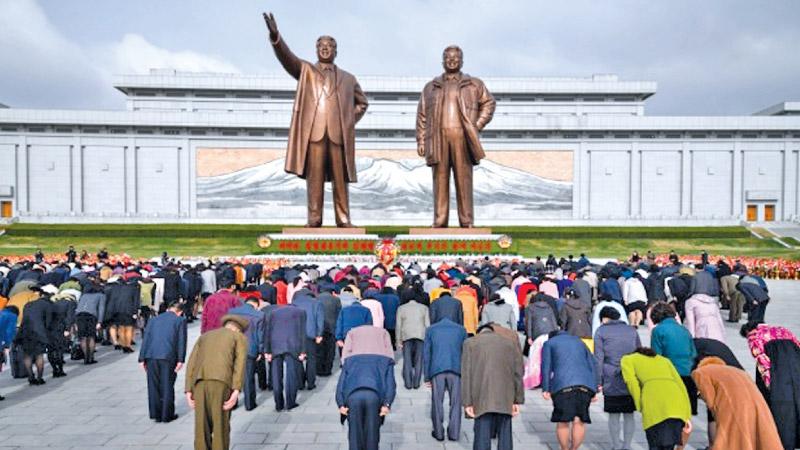 Северная Корея: Кланяйтесь великому лидеру или не приезжайте