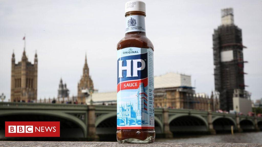 Соус HP был придуман в Лондоне
