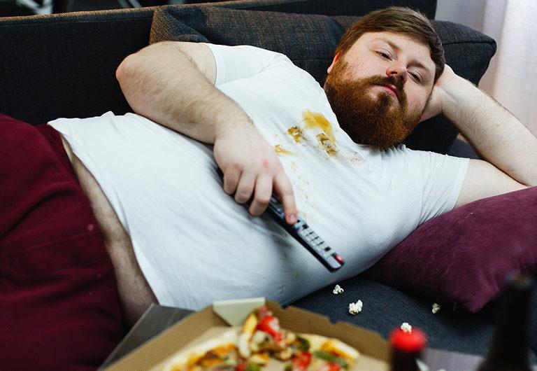 Страны Европы с самым высоким уровнем ожирения