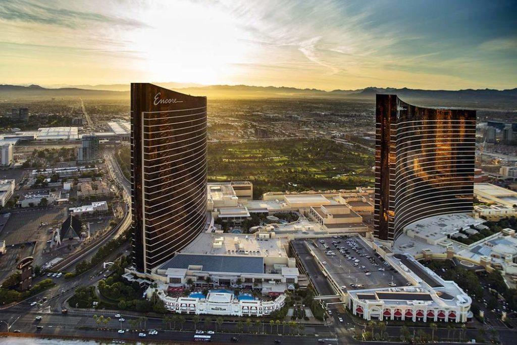 Отель Wynn Las Vegas - Лас-Вегас, США