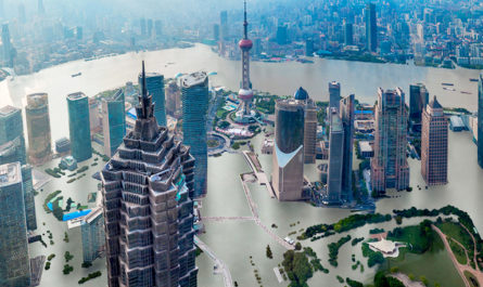Эти 15 городов окажутся на дне моря в ближайшие 30 лет
