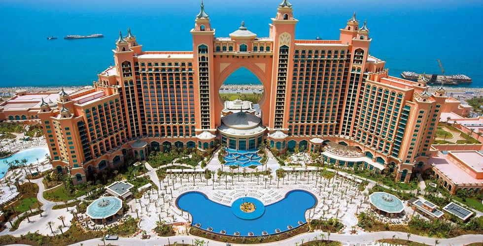 Atlantis, The Palm в Дубае, ОАЭ