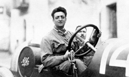 15 малоизвестных фактов об Энцо Феррари и его спортивных автомобилях