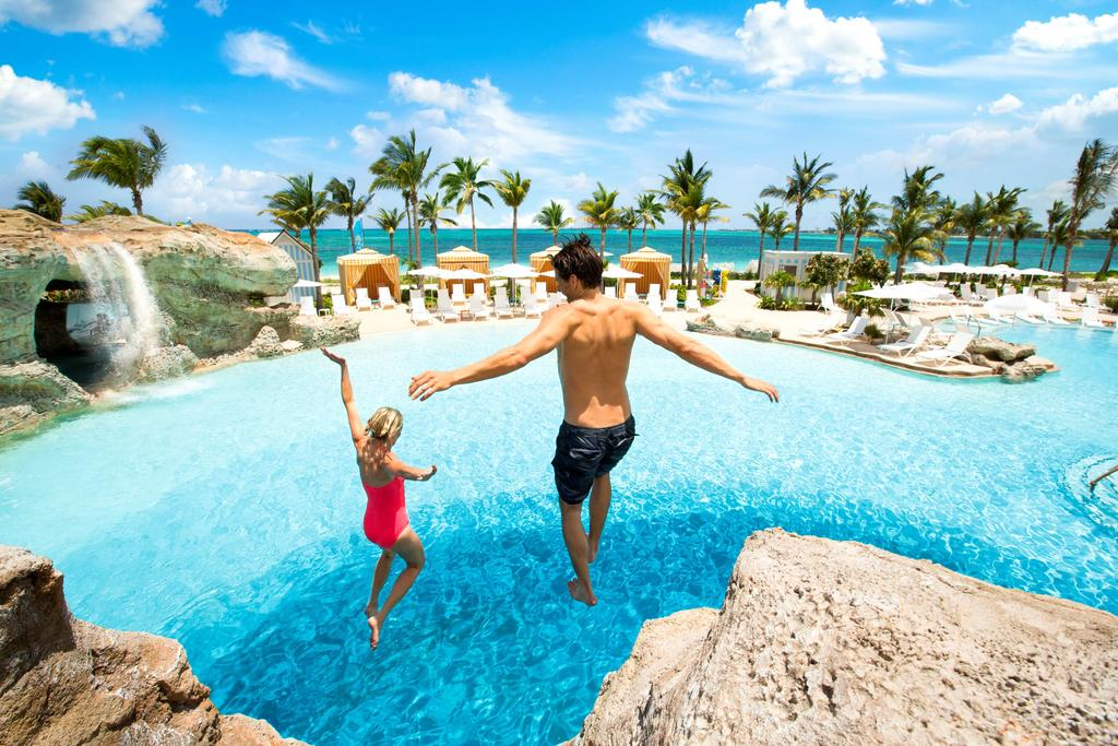 Grand Hyatt Hotel Baja Mar в Нассау, Багамы
