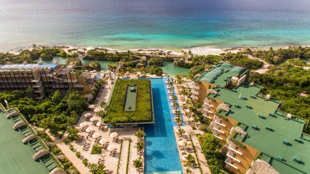 Hotel Xcaret Mexico - Ривьера-Майя, Мексика