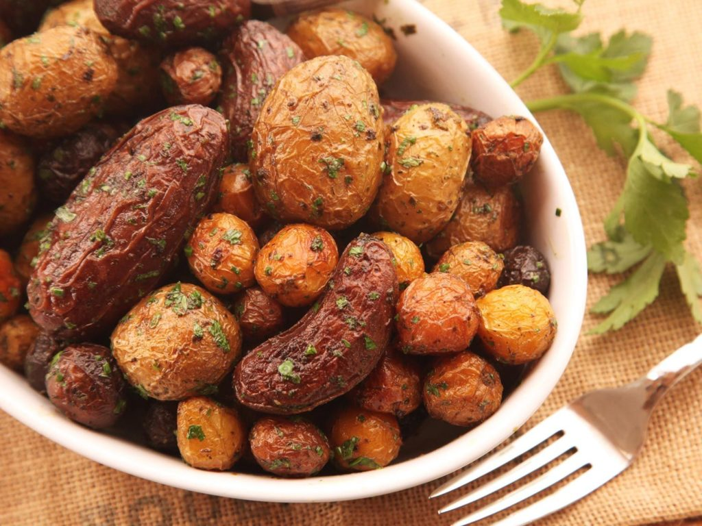 Люди, которые живут в Нью-Йорке, очень серьезно относятся к соленому картофелю
