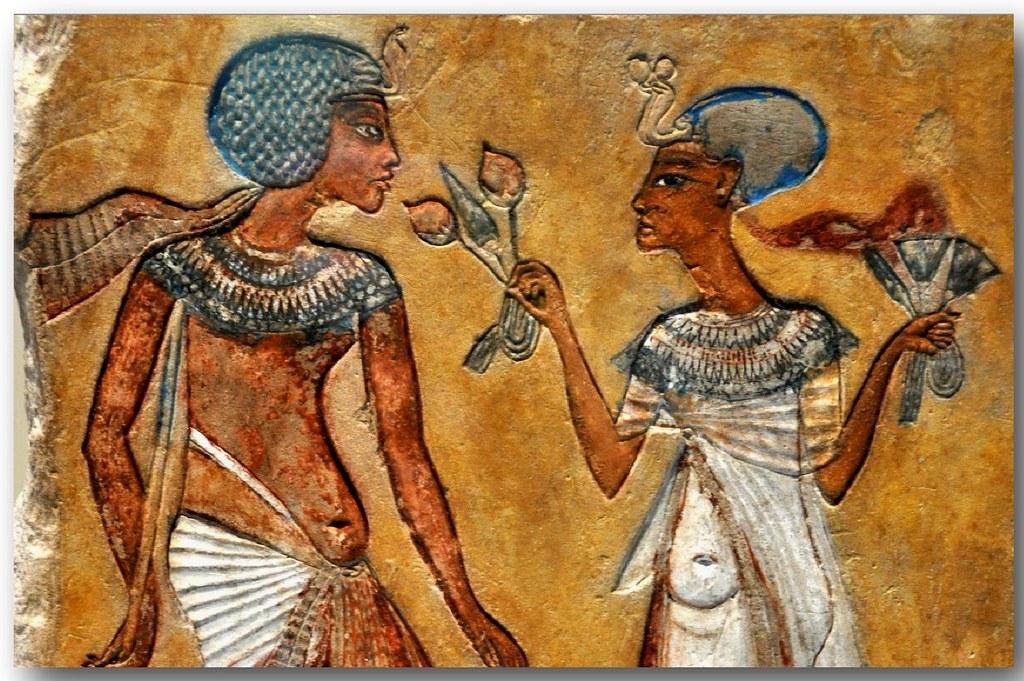 Тутанхамон женился на своей сестре