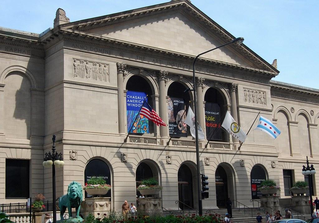 Чикагский художественный институт