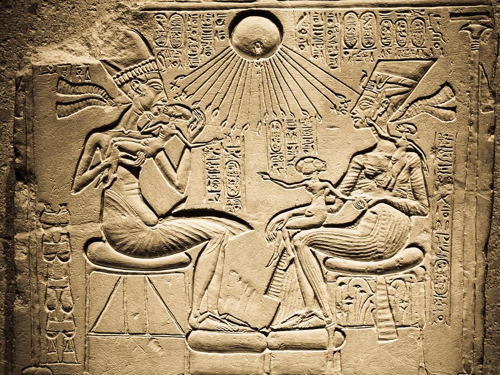 Родители Тутанхамона были близкими родствениками