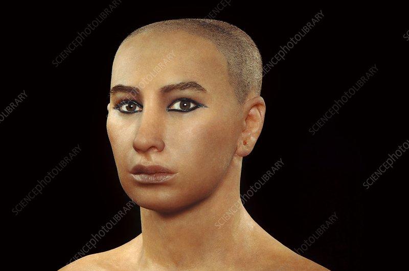 Тутанхамон на самом деле выглядел как обычный подросток