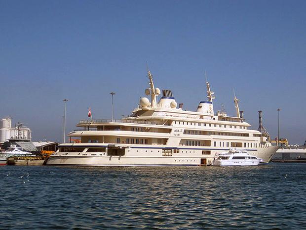 Королевская семья Омана: Al Said ($300 млн)