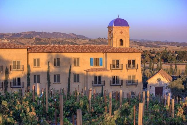 Allegretto Vineyard Resort - Пасо Роблес, Калифорния, США