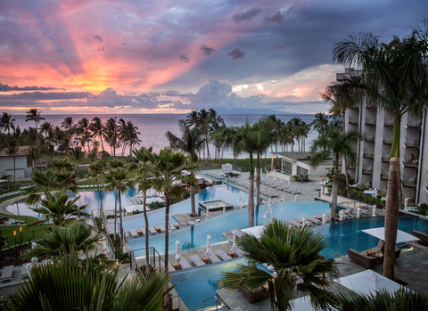 Hyatt Regency Maui Resort & Spa - Мауи, Гавайи