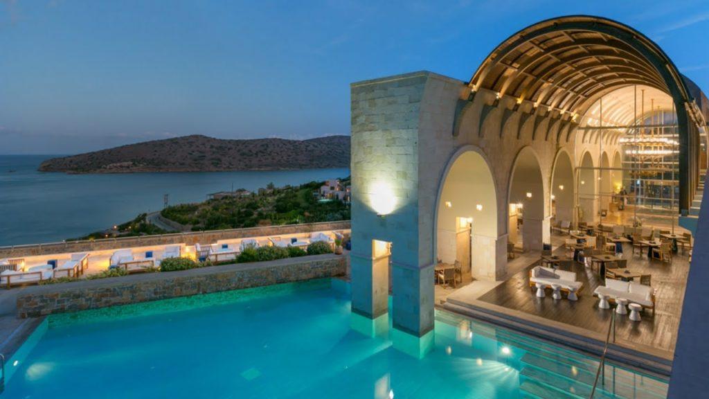 Blue Palace Resort and Spa остров Крит, Греция