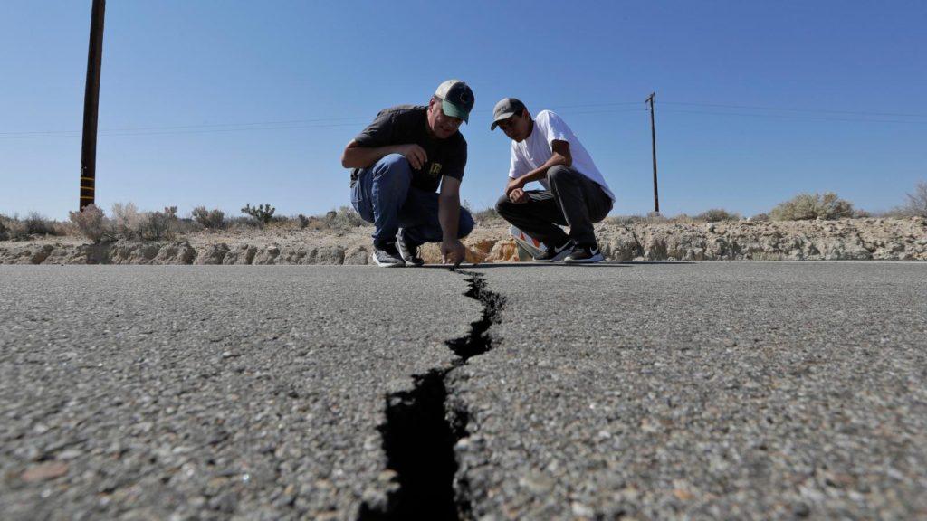 Землетрясения можно почувствовать и на другой стороне планеты