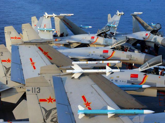 Военные технологии Китая устарели