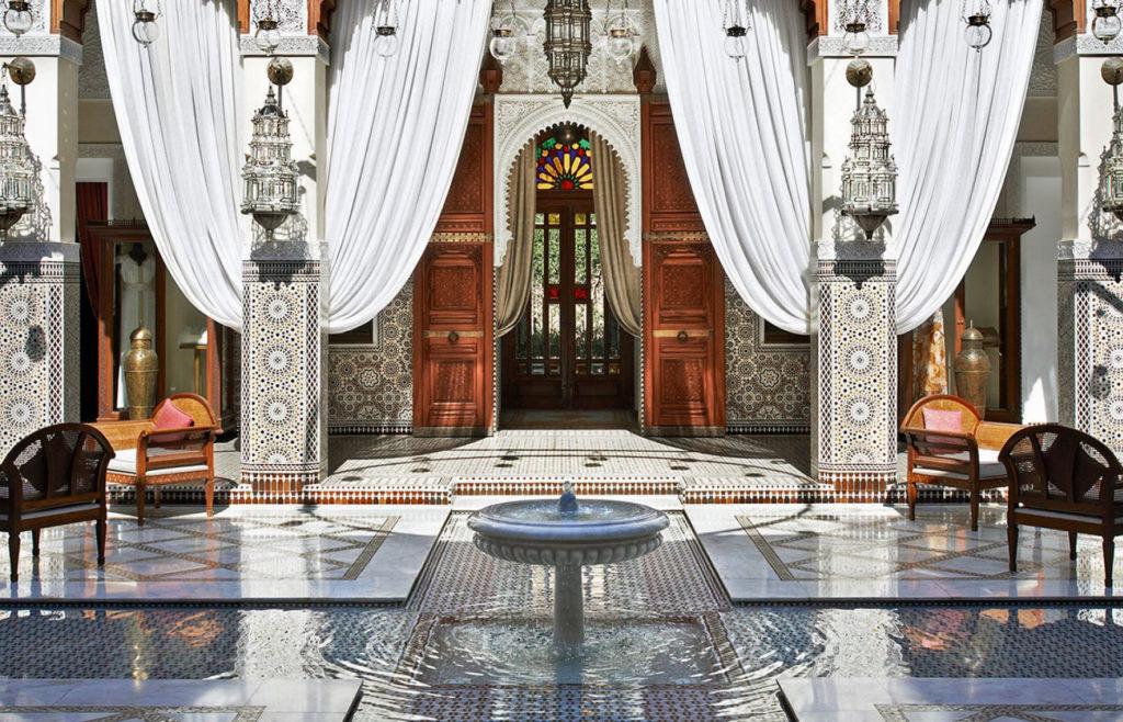 Royal Mansour, Марракеш, Марокко