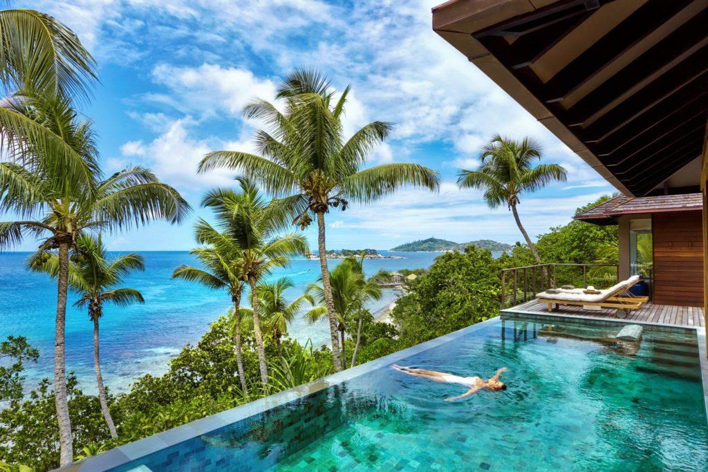 Six Senses ZIL Pasion в Фелисите, Сейшельские острова
