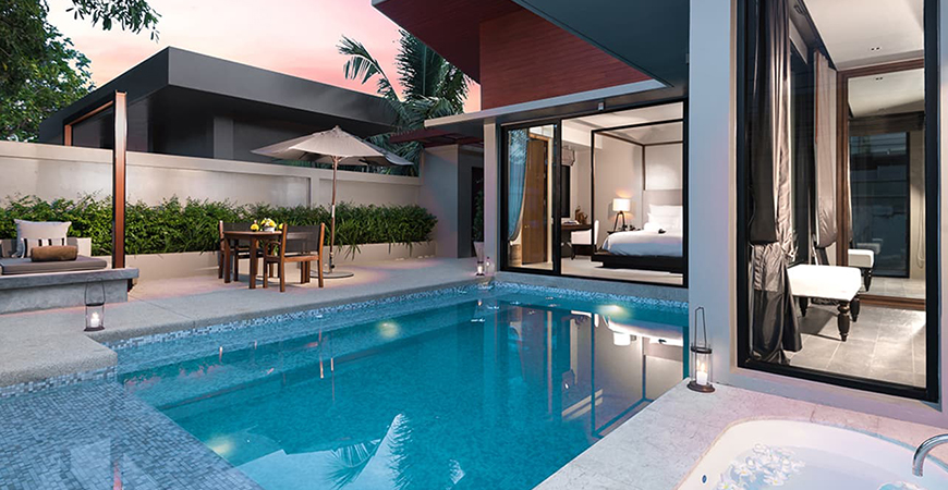 Aleenta Phuket Resort & Spa - Пхукет, Таиланд