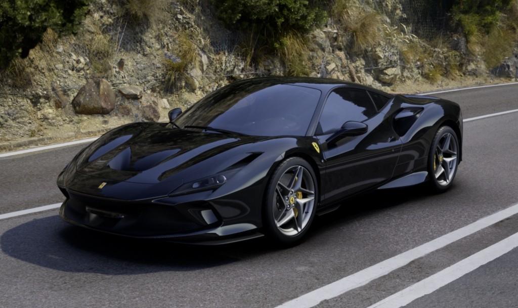Ferrari Enzo был выпущен серией в 400 экземпляров, и из них меньше дюжины черных