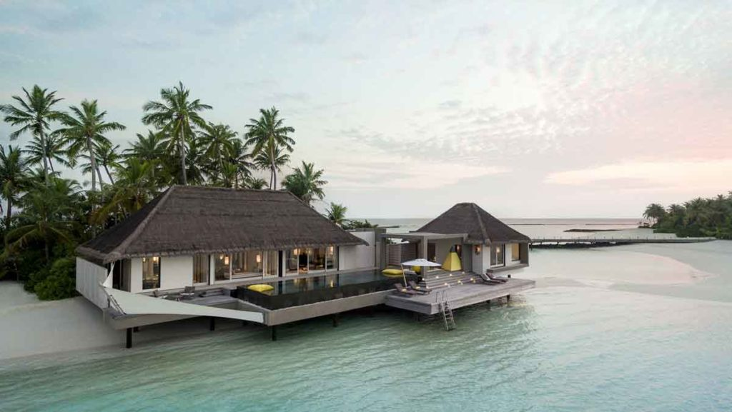 Cheval Blanc Randheli, Мальдивы