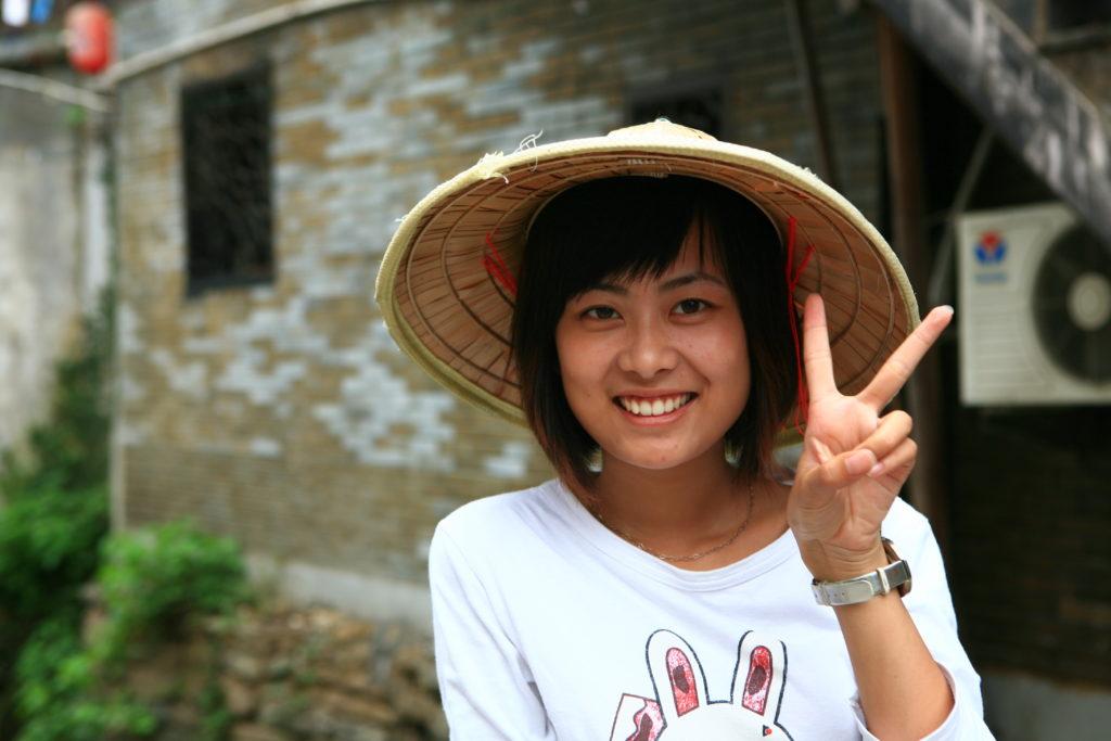 В Китае плохо относятся к женщинам
