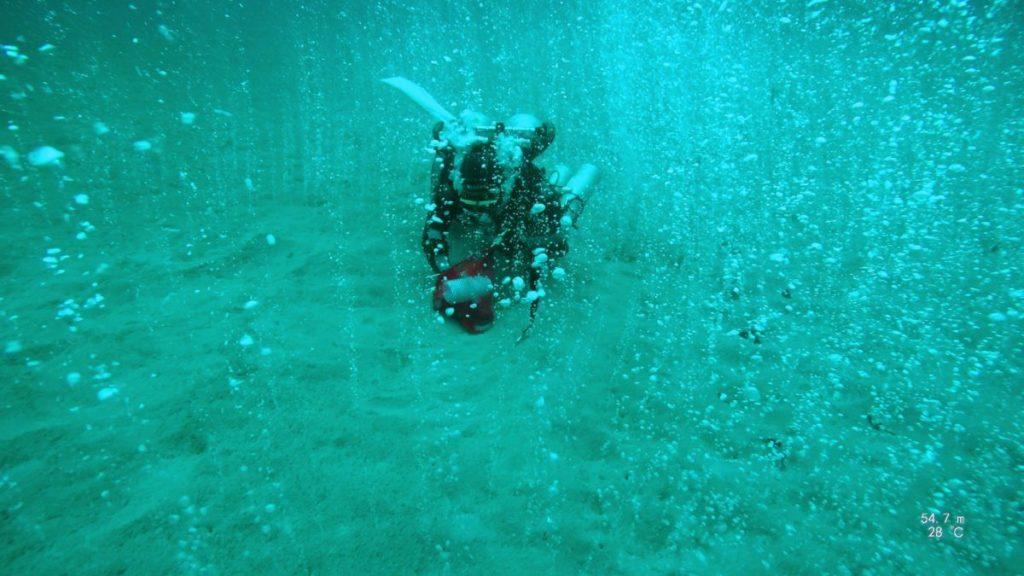 Жизнь под океанским дном