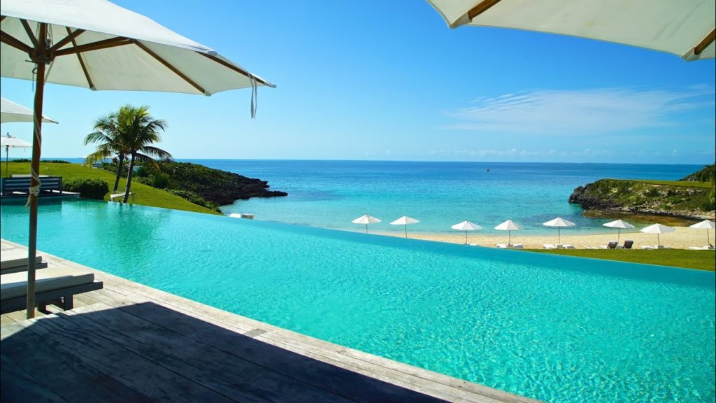 The Cove в Эльютере, Багамы