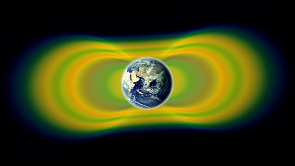 Земля радиоактивна