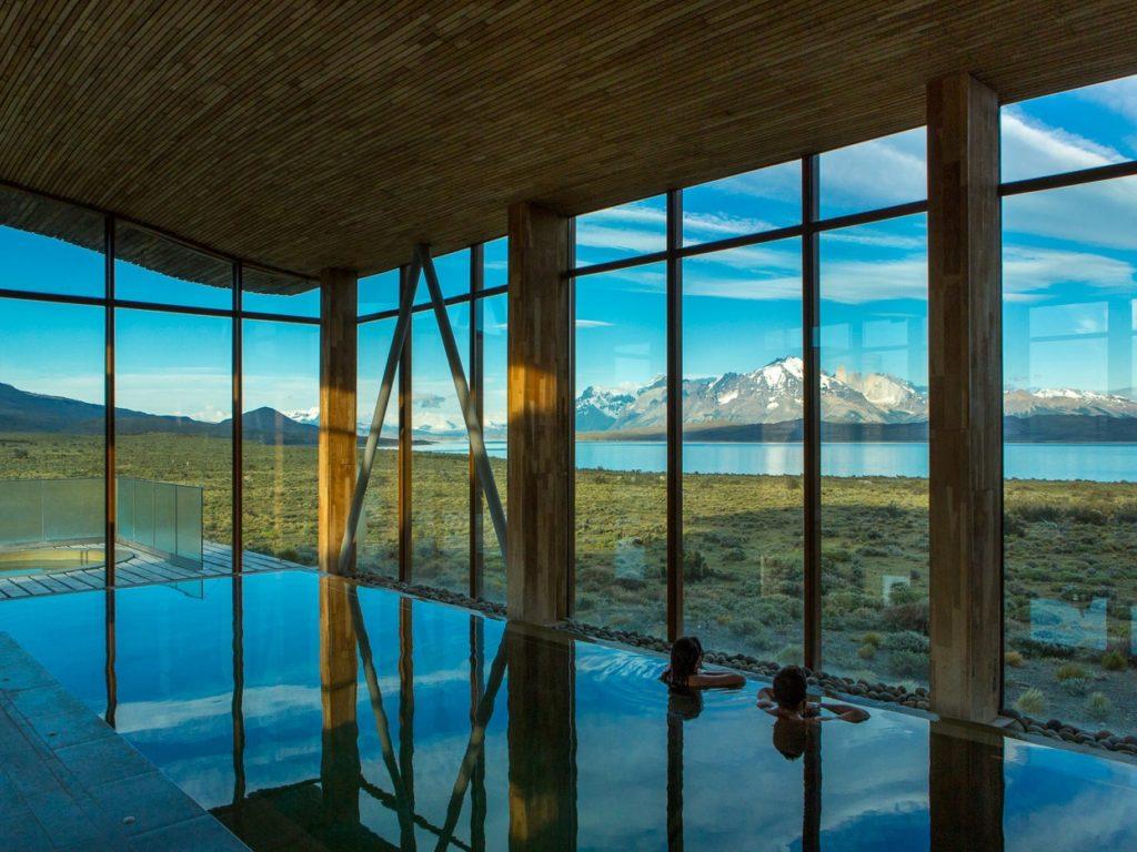 Tierra Patagonia в Торрес-дель-Пайне, Чили