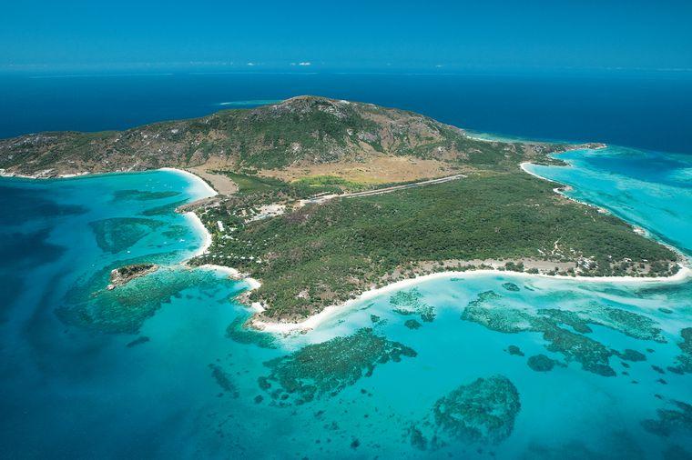 Остров Ящериц