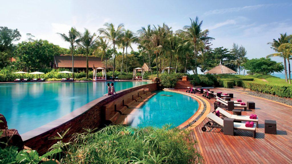 Phulay Bay, A Ritz Carlton Reserve в Краби, Таиланд