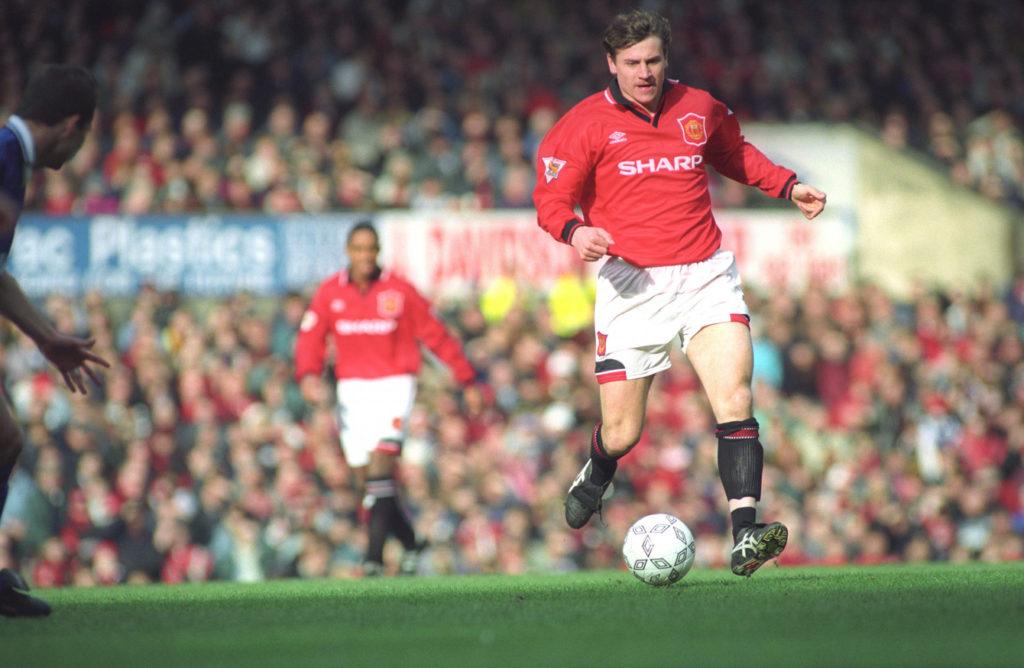 """Андрей Канчельскис (""""Манчестер Юнайтед"""", """"Эвертон"""", """"Ман Сити"""" и """"Саутгемптон"""", 1992-97)"""
