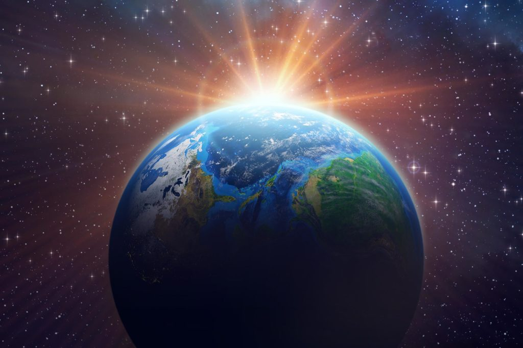 Мы не знаем, кто дал имя Земле