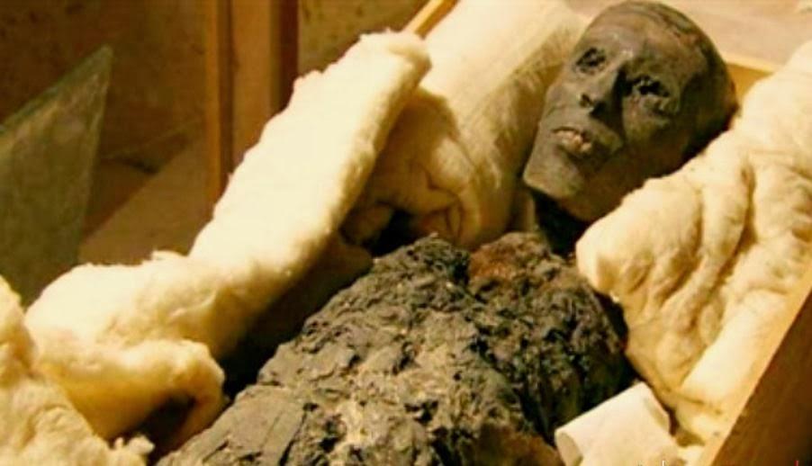 Эксперты думают, что Тутанхамон был убит