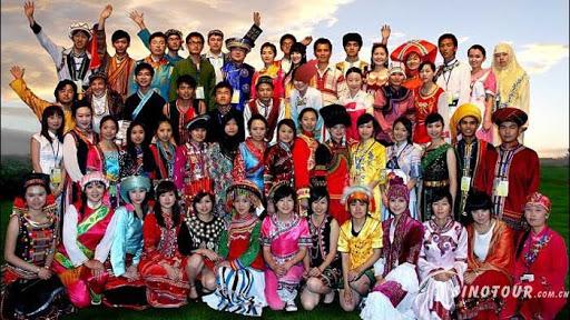 В Китае живет только один этнос