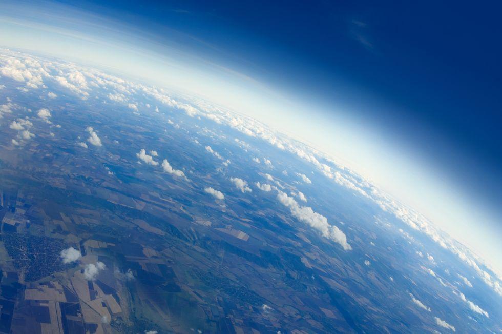 Земля не совсем круглая