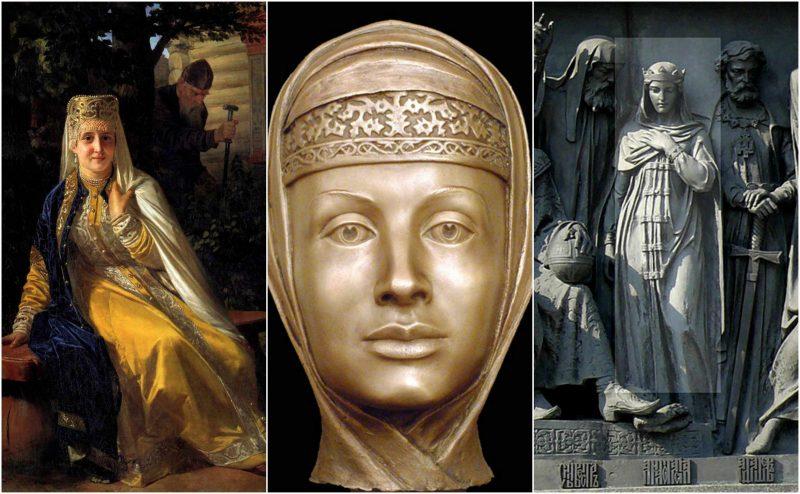 У Ивана Грозного было до восьми женщин