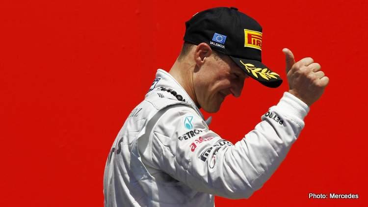 Михаэль Шумахер (Германия) - 306 гонок