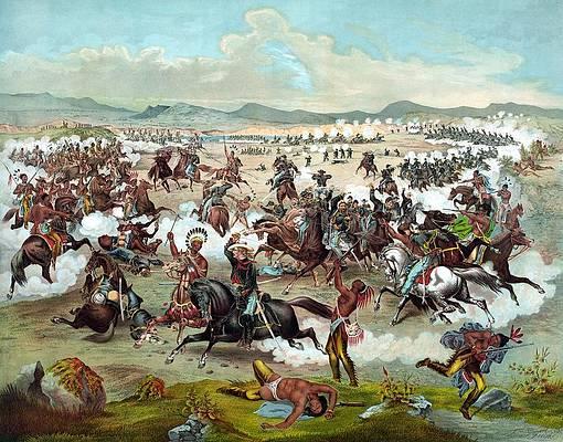 Индейские войны