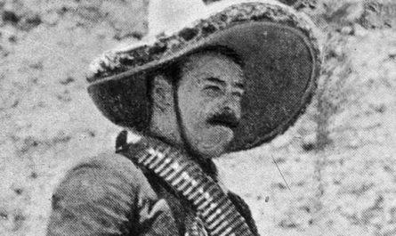 9 удивительных фактов о мексиканском революционере Панчо Вилье