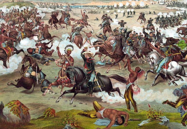 5 малоизвестных американских войн
