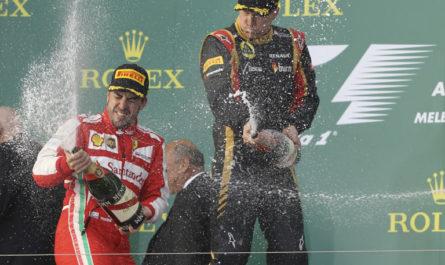 Топ 10: самые опытные пилоты Формулы-1