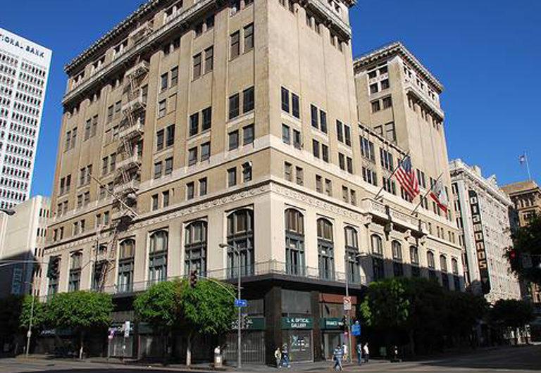 10 недорогих и элегантных отелей в Лос-Анджелесе