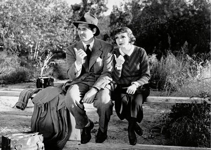 Это случилось однажды ночью (1934)