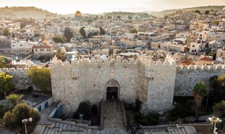 Не пропустите эти впечатляющие достопримечательности Ближнего Востока